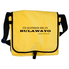 I would rather be in Bulawayo Bag