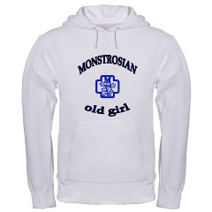 Montrosian Old Girl Hoodie